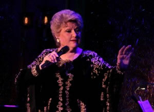 Marilyn Maye WHERE BROADWAY MEETS CABARET